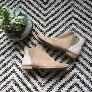 Anthropologie Plume by farylrobin Sonia booties